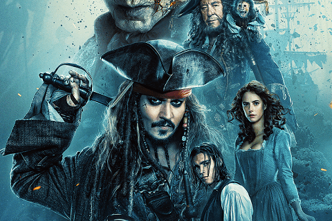 Pirates of the Caribbean 5 Dead Men Tell No Tales (2017)