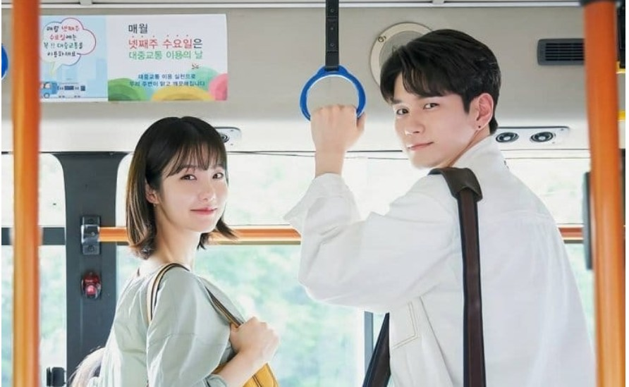 Review More Than Friends JTBC 경우의 수  Friends-to-lovers